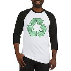 Path to Recycling Baseball Jersey