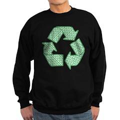 Path to Recycling Sweatshirt (dark)
