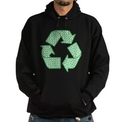 Path to Recycling Hoodie (dark)