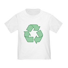 Path to Recycling Toddler T-Shirt