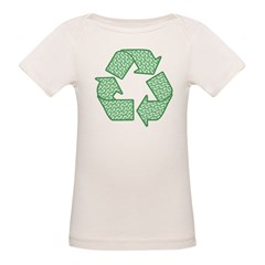 Path to Recycling Organic Baby T-Shirt