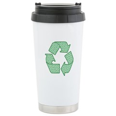 Path to Recycling Stainless Steel Travel Mug