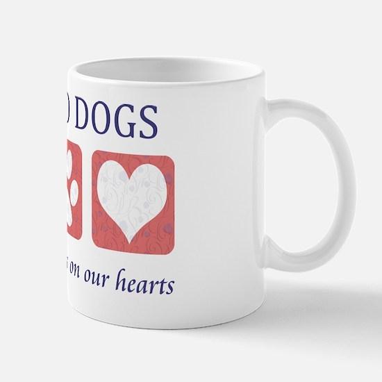 Eskimo Dog Lover Mug