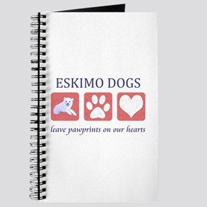 Eskimo Dog Lover Journal