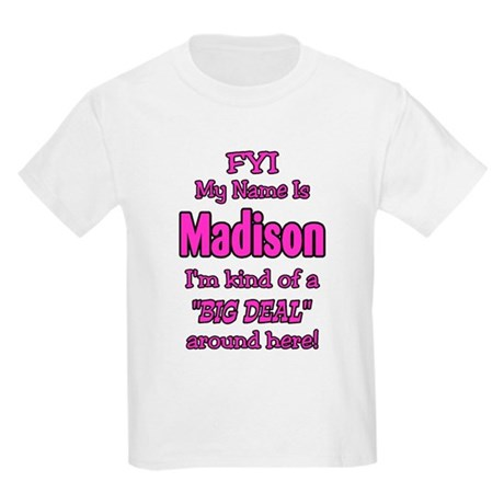 Madison Kids Light T-Shirt