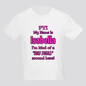 Isabella Kids Light T-Shirt