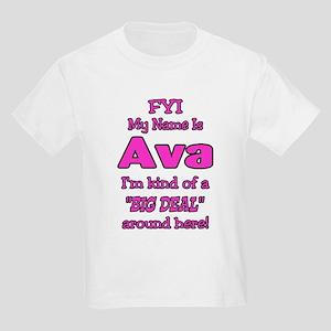 Ava Kids Light T-Shirt