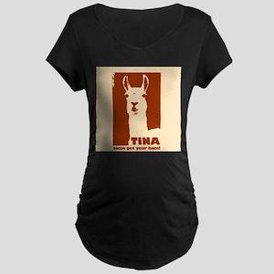 Tina Maternity T-Shirt