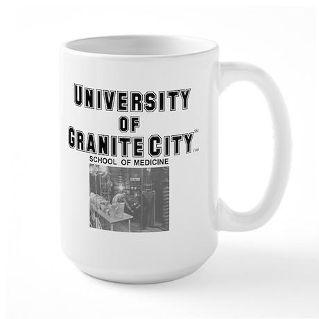 School of Medicine Large Mug