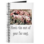 Rest of Your Fur Coat Journal