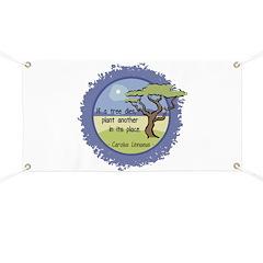 Linnaeus Quote Banner