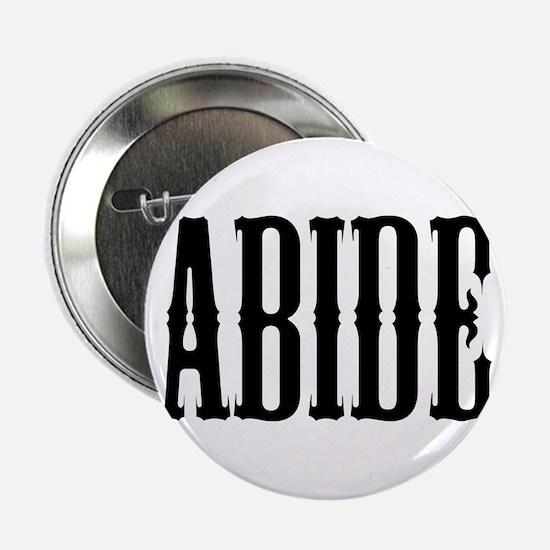 """Abide 2.25"""" Button"""