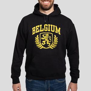 Belgium Hoodie (dark)