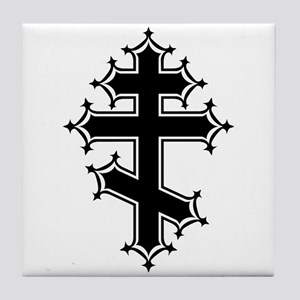 Fancy Orthodox Tile Coaster