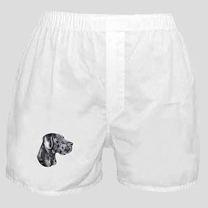 Great Dane HS Blue UC Boxer Shorts
