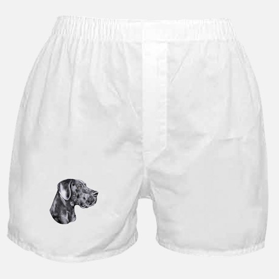 Great Dane HS Blue UC Boxer Shorts