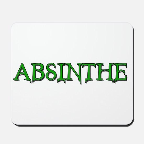 absinthe Mousepad