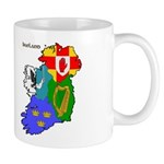 Geoghegan Coat of Arms Mug