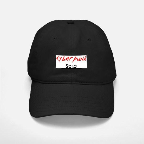 Cyberpunk Solo - Baseball Hat