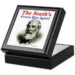 The Souths Gonna Rise Again Keepsake Box