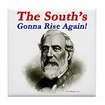 The Souths Gonna Rise Again Tile Coaster