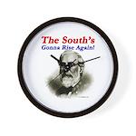 The Souths Gonna Rise Again Wall Clock
