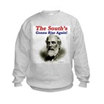 The Souths Gonna Rise Again Kids Sweatshirt