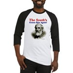 The Souths Gonna Rise Again Baseball Jersey