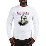 The Souths Gonna Rise Again Long Sleeve T-Shirt