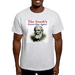 The Souths Gonna Rise Again Ash Grey T-Shirt