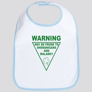 Warning Shenanigans and Malar Bib