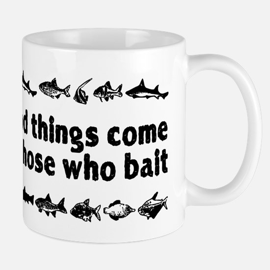 Good Things Come To Those Who Mug