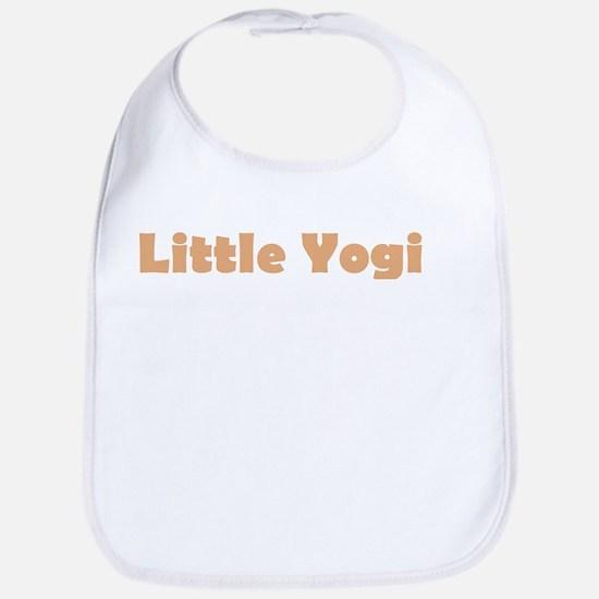 Little Yogi Bib