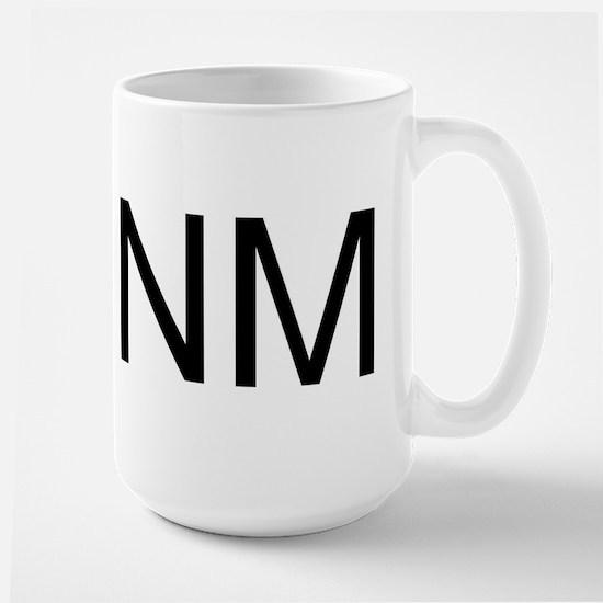 NM - NEW MEXICO Large Mug