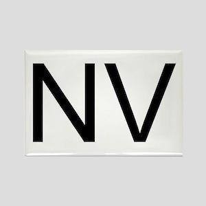 NV - NEVADA Rectangle Magnet