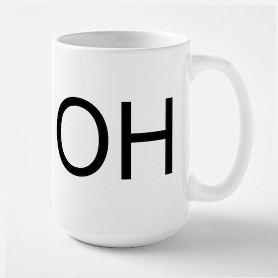 OH - OHIO Large Mug