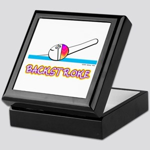 Backstroke Keepsake Box