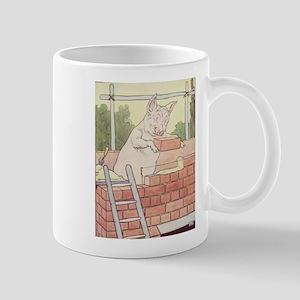 Brick House Pig Mug