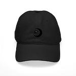 LunaSees Logo Black Cap