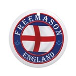 English Free Masons Ornament (Round)