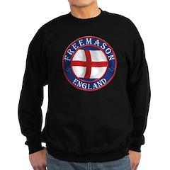 English Free Masons Sweatshirt (dark)