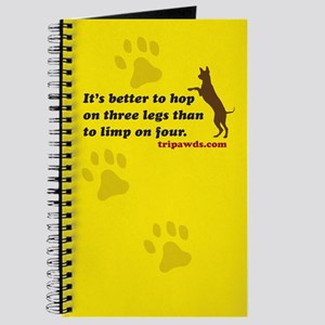 Tripawd Health Care Journal