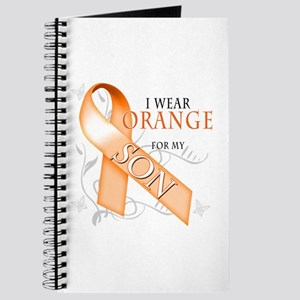 I Wear Orange for my Son Journal