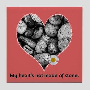 HeartStone Tile Coaster