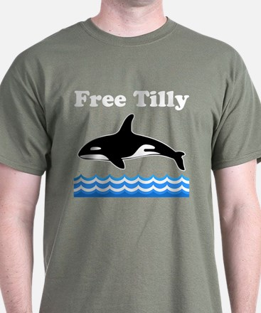 Free Tilly T-Shirt