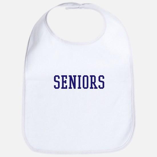 Seniors High School Bib