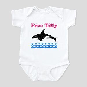 Free Tilly Infant Bodysuit