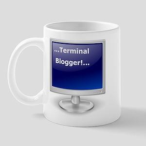 Terminal Blogger Mug