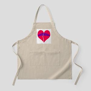 Heartbreaker BBQ Apron