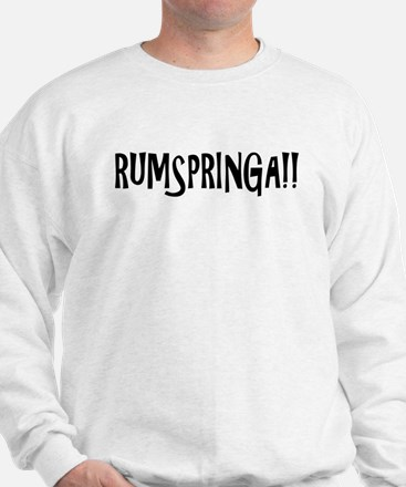 Rumspringa!! Guys Sweatshirt